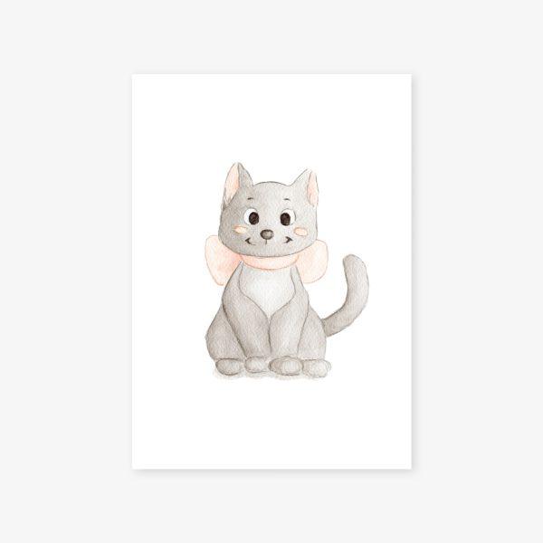 affiche-chatons-centre-gris