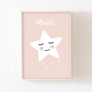 Maëlle, la petite étoile