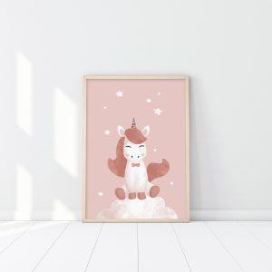 Lilou, la licorne