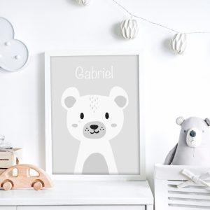 Marius, le petit ours
