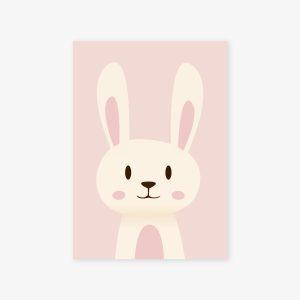 Justin, le petit lapin