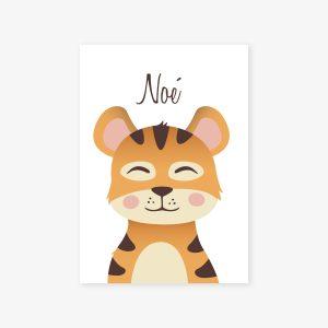 Tia, le petit tigre