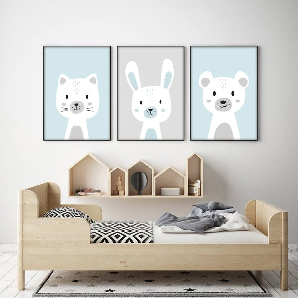 cadres-chat-ours-lapin-bleu2