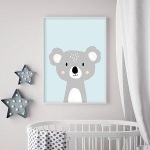 Emma, le petit Koala