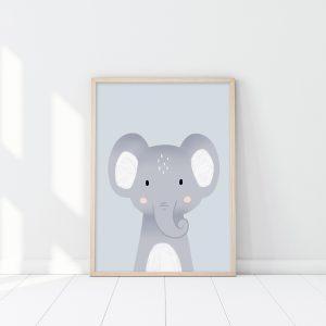 Le petit éléphant